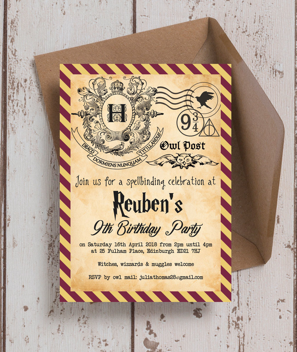 harry potter birthday invitation ideas ; WizardsWitchesInv2-harry-potter-witches-wizards-birthday-party-invitations-invites-printed-printable