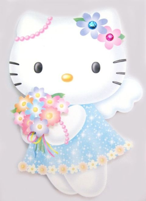 hello kitty birthday card ideas ; DEHK03-21356737855