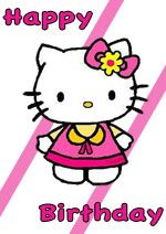 hello kitty birthday card ideas ; a9395be1d9ba899995b635d3188b3b7e--hello-kitty-parties-hello-kitty-birthday