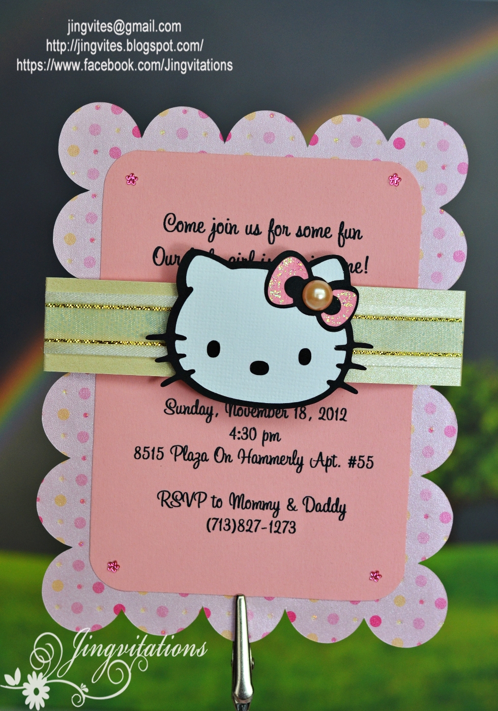 hello kitty birthday card ideas ; hello-kitty-birthday-party-cards-silhouette-cameo-12