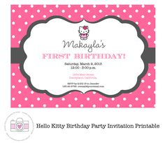 hello kitty birthday invitation maker ; 65ecfc89a85024f841968a0abd001015--printable-birthday-invitations-printable-invitations