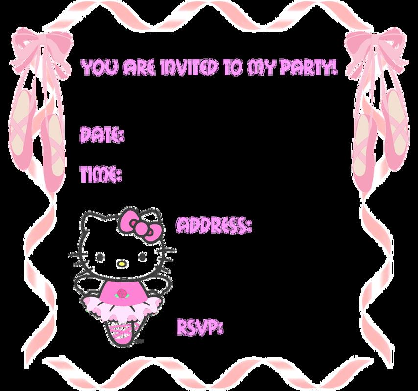 hello kitty birthday invitation maker ; Hello-Kitty-Invitation-Card-Maker-Cute-Kitty-Party-Invitation-Cards-Maker