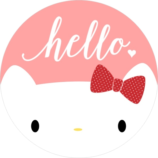 hello kitty birthday invitation maker ; design_1434129209181_712189_1_large_circle