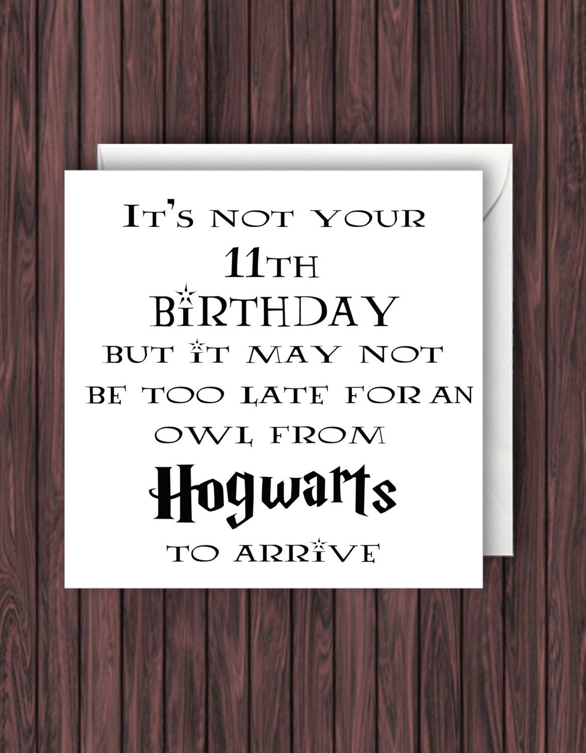 hogwarts letter birthday card ; 846c6d70d3479262268fad46f39a5bed