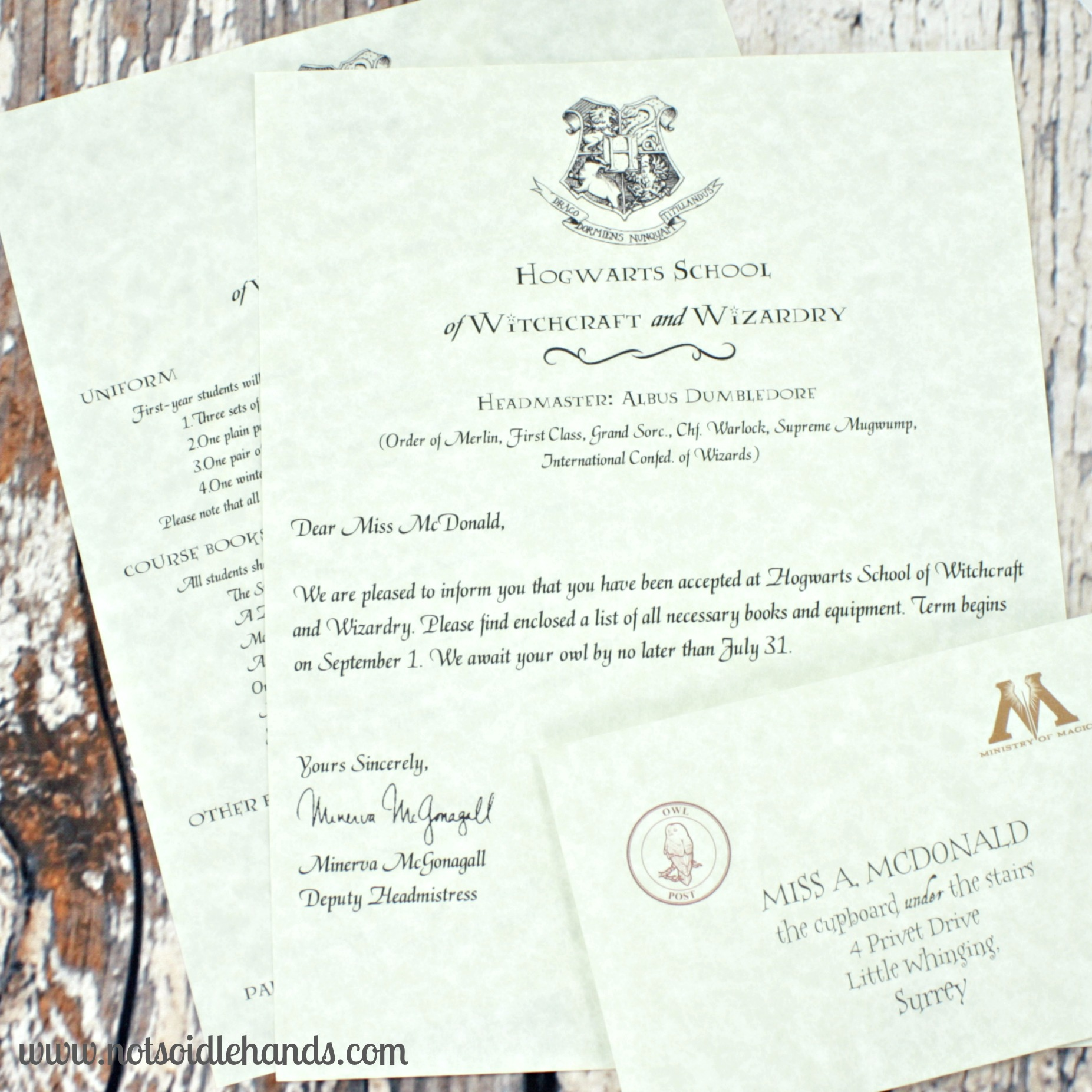 hogwarts letter birthday card ; hogwarts-acceptance-letter-birthday-invitation-harry-potter-party-2