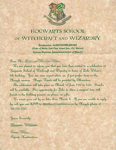 hogwarts letter birthday card ; hogwarts-acceptance-letter-birthday-invitation-hogwarts-invitation