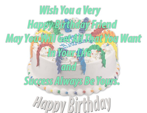 i want to wish you a very happy birthday ; 21st-birthday-wishes-for-friend