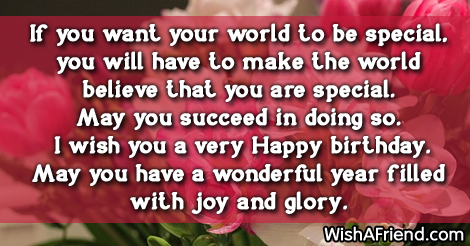 i want to wish you a very happy birthday ; 529-women-birthday-sayings