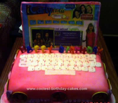 icarly birthday card ; coolest-icarly-birthday-cake-6-21455184
