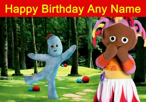 iggle piggle birthday card ; iggle-piggle-birthday-card-in-the-night-garden-upsy-daisy-iggle-piggle-birthday-card-templates