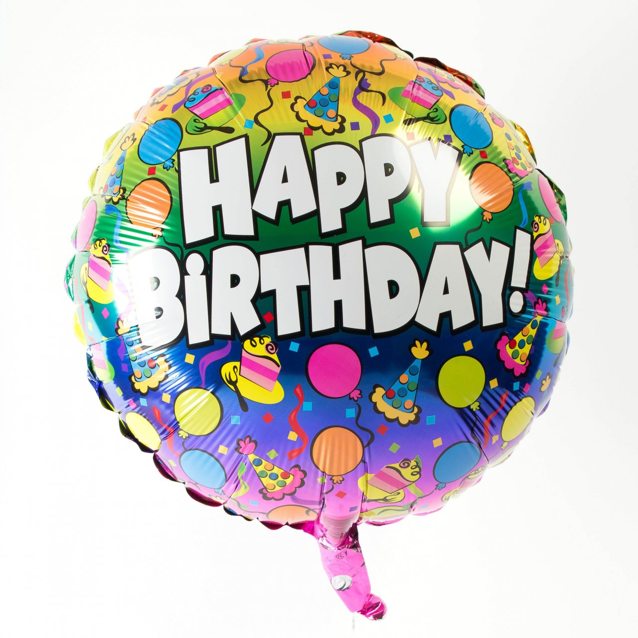 image balloons happy birthday ; HBB