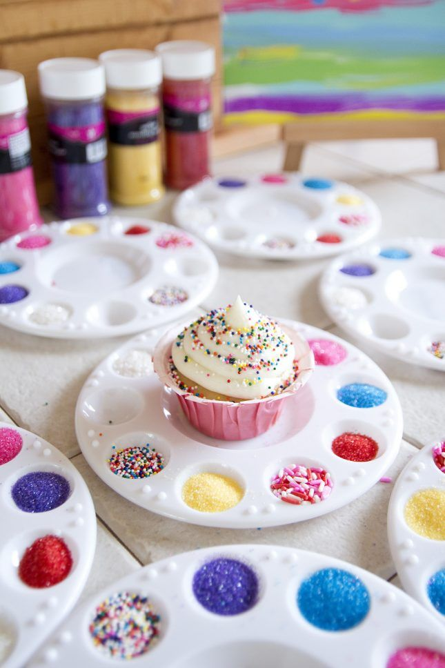 indoor activities for 3 year old birthday party ; 6075817556527ff587205beb634b17ae--cupcake-party-girls-birthday-parties