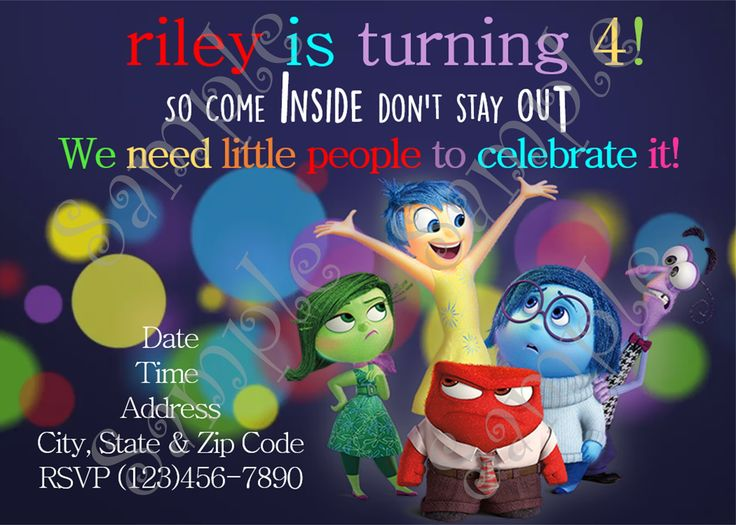 inside out birthday card ; 3e07f9587bad018c97ff7fd5744bc9b0--disney-inside-out-birthday-party-invitations