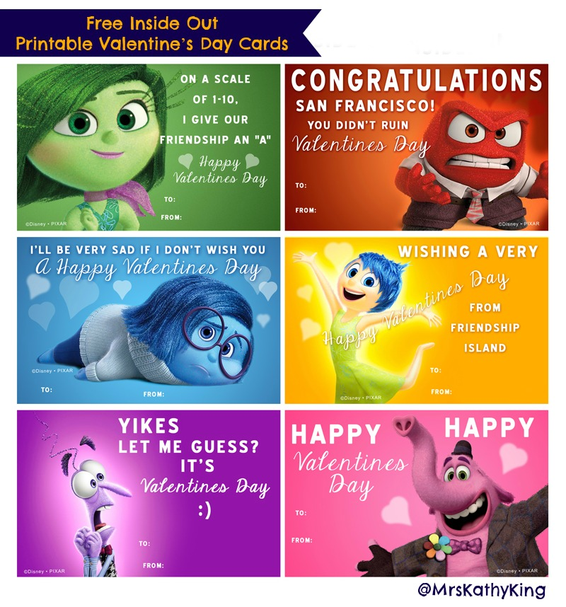 inside out birthday card ; Free-Inside-Out-Printable-Valentines-Day-Cards-