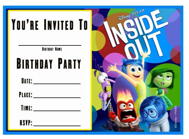 inside out birthday card ; Free-Printable-Inside-Out-Birthday-Invitation-templete1
