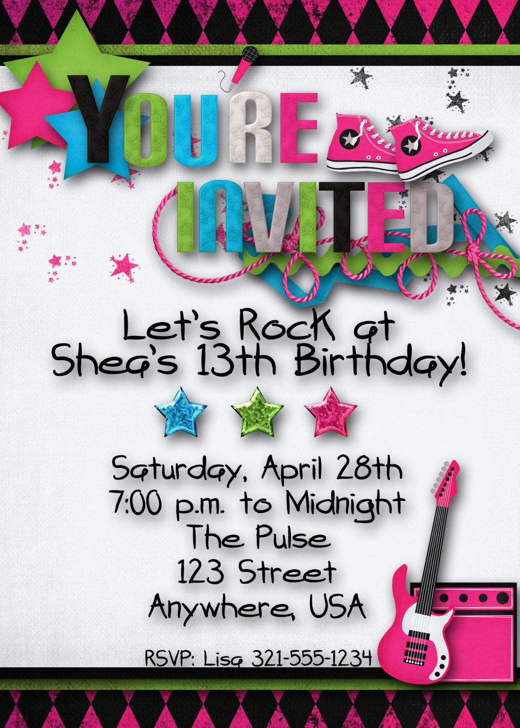 invitation cards for birthday party for teenagers ; Cozy-Teenage-Birthday-Party-Invitations-As-Birthday-Party-Invitation-Template