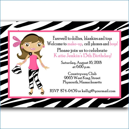 invitation cards for birthday party for teenagers ; birthday-invitation-cards-for-teenagers-orderecigsjuicefo-of-13-birthday-party-invitation