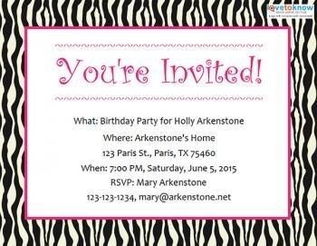 invitation cards for birthday party for teenagers ; free-birthday-party-invitations-lovetoknow-throughout-birthday-invitation-card-for-teenager