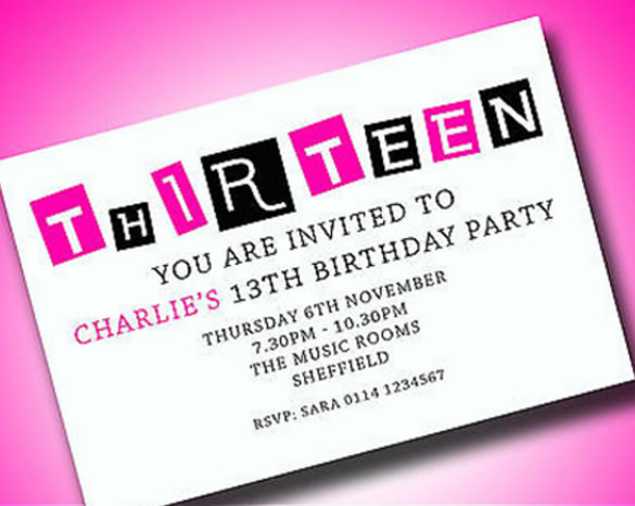 invitation cards for birthday party for teenagers ; invitations-for-teenage-girl-birthday-party-birthday-teenage-invitation-orderecigsjuice-info-1
