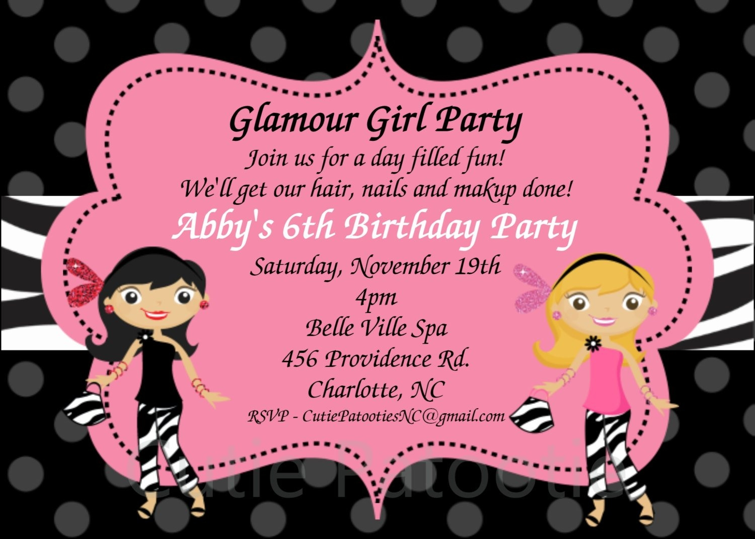 invitation cards for birthday party for teenagers ; printable-birthday-invitation-cards-for-teenage-girls-teenagers