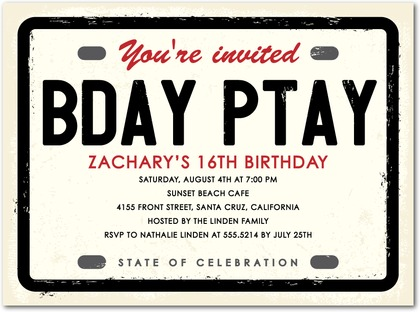 invitation cards for birthday party for teenagers ; teenage_party_invitations_birthday_invites_cozy_teenage_birthday_4