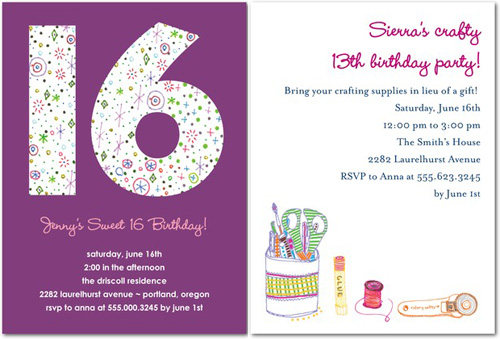 invitation ideas for 16th birthday party ; 16th-birthday-party-invitations-is-one-of-the-best-idea-to-make-your-party-with-remarkable-design-1