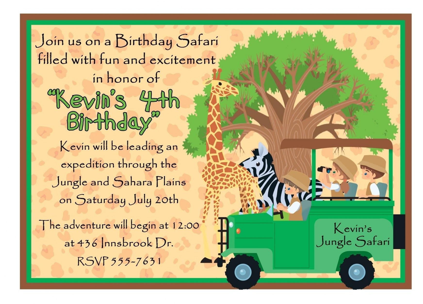 jungle birthday invitation wording ; invitation-wording-for-jungle-party-refrence-safari-party-invitation-wording-of-invitation-wording-for-jungle-party
