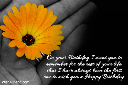 just wanted to wish you a happy birthday ; 1324-friends-birthday-wishes