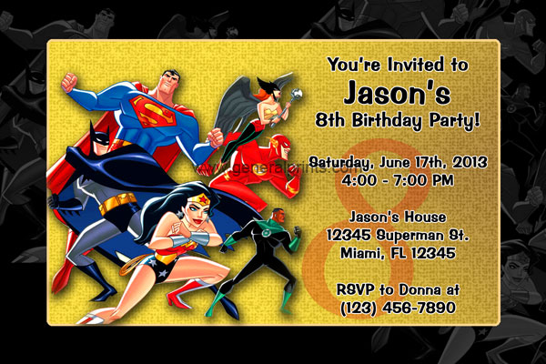 justice league birthday card ; justice-league-invitation_justice-league-invitations-general-prints-on-justice-league-crisis-two-earths-blu-ray-us-import-amazo