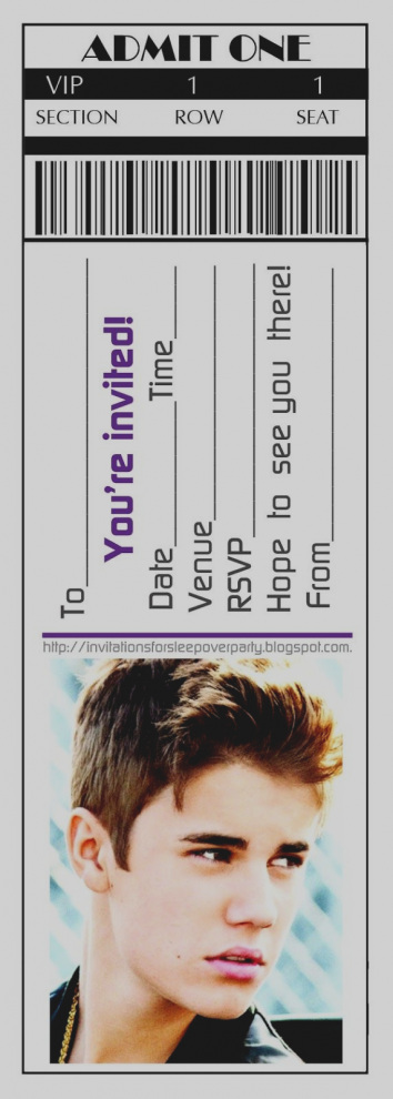 justin bieber birthday card printable ; best-of-justin-bieber-birthday-cards-online-11-justin-bieber-party-images-on-pinterest-birthdays