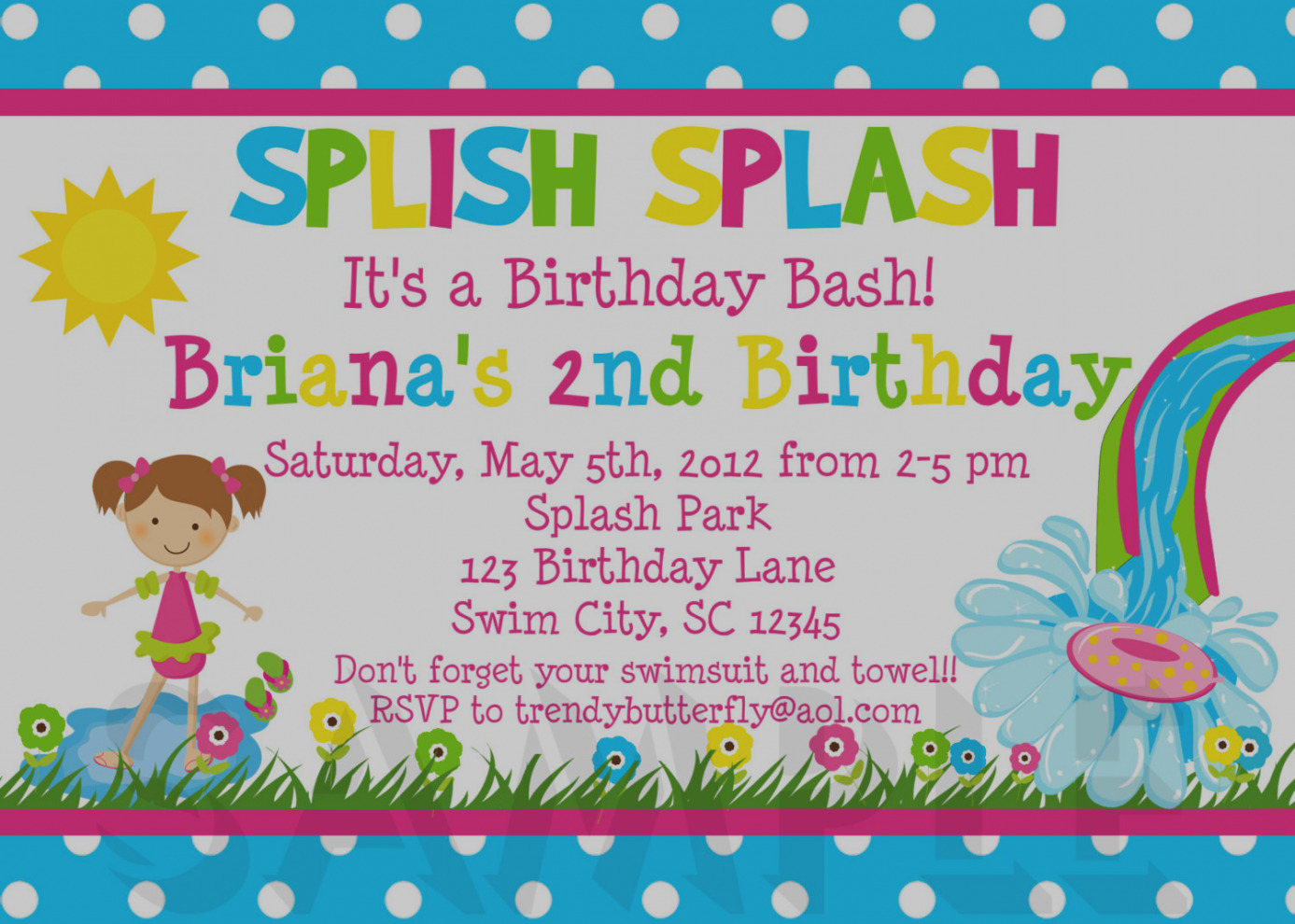 kids birthday invitation text ; new-kids-birthday-invitation-wording-invitations-for-best-party-ideas