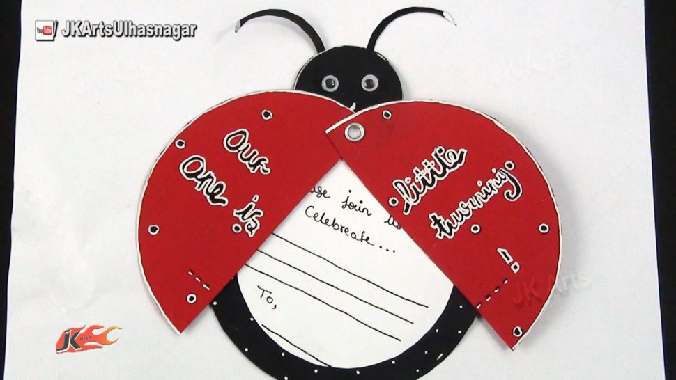 ladybug birthday card template ; diy-ladybug-birthday-invitations-card-idea-make-invitation-maker-arts-beautiful-first-party-with-pho-cus-app-personalised-free-bday-create-your-template-personalized-mize-own-970x546