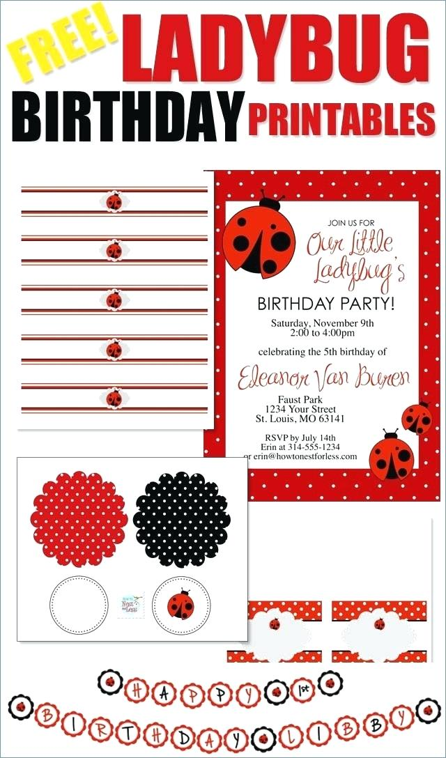 ladybug birthday card template ; ladybug-themed-birthday-party-with-free-how-to-nest-for-a-card-it-business-punch-printable-template-behavior