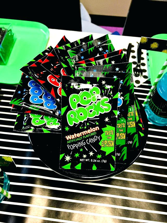 laser tag birthday party at home ; laser-tag-birthday-party-at-home-nashville-tn-we-bought-pop-rocks-for-the-kids-to-take-home-too-because-they-21st-birthday-cakes-ideas-for-him