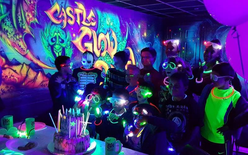 laser tag birthday party orlando ; the-castle-fun-center-laser-tag-party-in-chester-orange-county-ny