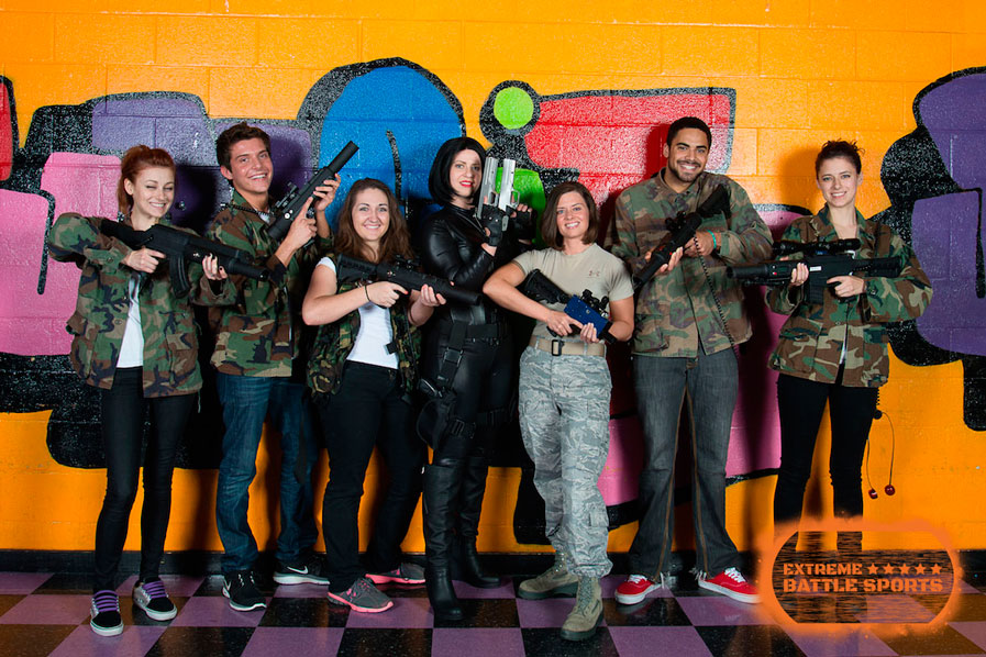 laser tag maryland birthday party ; adult-laser-tag-birthday-parties