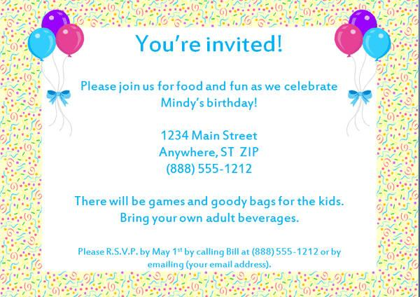 letter for birthday party invitation ; sample-birthday-party-invitations-free-for-you-sample-birthday-invitations-birth-day-party-invitation-letters-of-sample-birthday-party-invitations