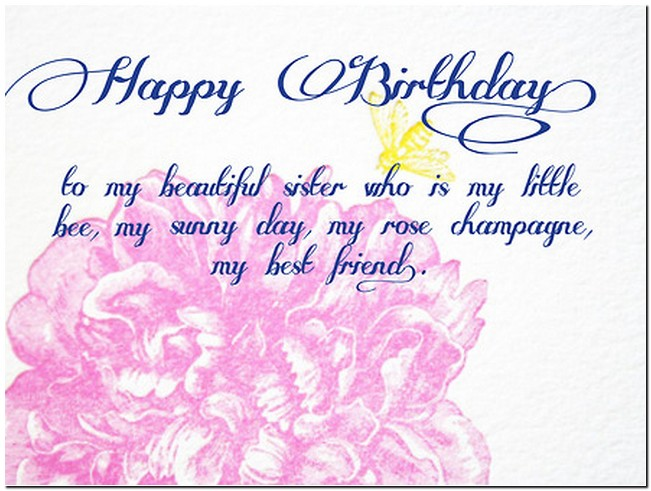 like a sister birthday card ; happy-birthday-to-friend-like-a-sister