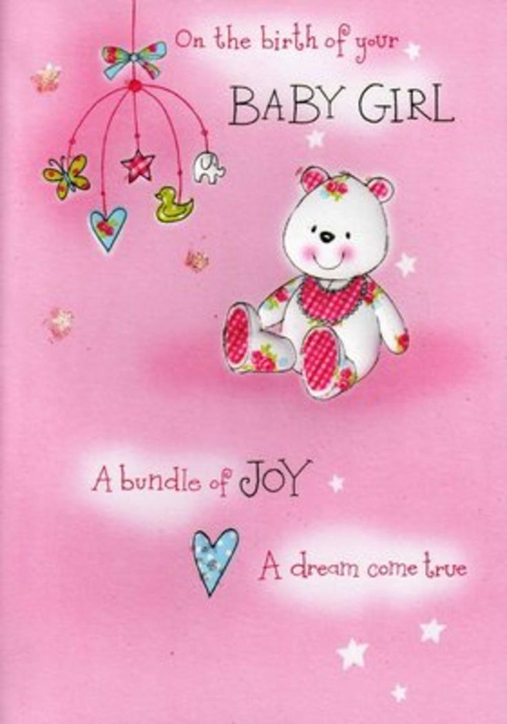 little girl birthday card verses ; baby-girl-greeting-card-messages-111-best-new-ba-images-on-pinterest-greeting-cards-new-babies-best