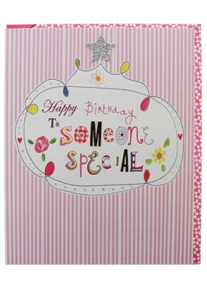 loading birthday card ; buy_someone_special_birthday_cards_online_pink_flower_birthday_cards_for_her_love_girlfriend_partner_fiancee_birthday_cards_grande