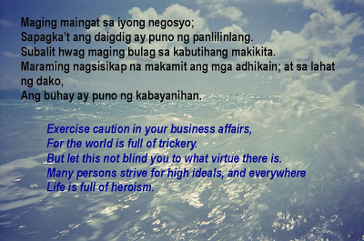 long birthday message for girlfriend tagalog ; desiderata-06