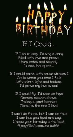 love poem to my wife on her birthday ; 8d6415015fc443ff79898348ba767b1e