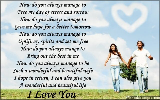 love poem to my wife on her birthday ; Romantic-I-love-you-poem-from-husband-to-wife