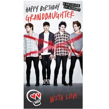 luke hemmings birthday card ; 01395c2943d961a99d64918db541e1f7--free-uk-granddaughters