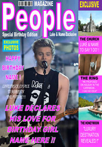 luke hemmings birthday card ; s-l300-2