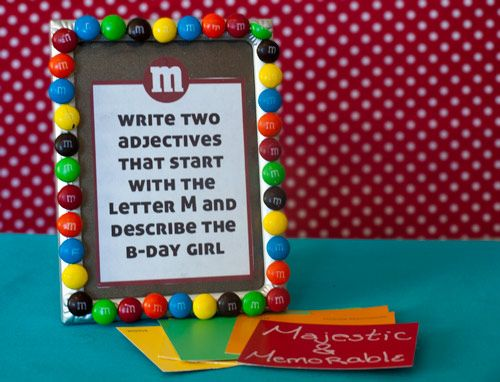 m&m birthday card ; 569e592459e2780f4e38c5fe21daf381--photo-frame-ideas-frames-ideas