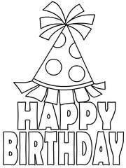 make a birthday card to print free ; free-printable-birthday-coloring-cards-cards-create-and-print-free-regarding-birthday-card-coloring-printable