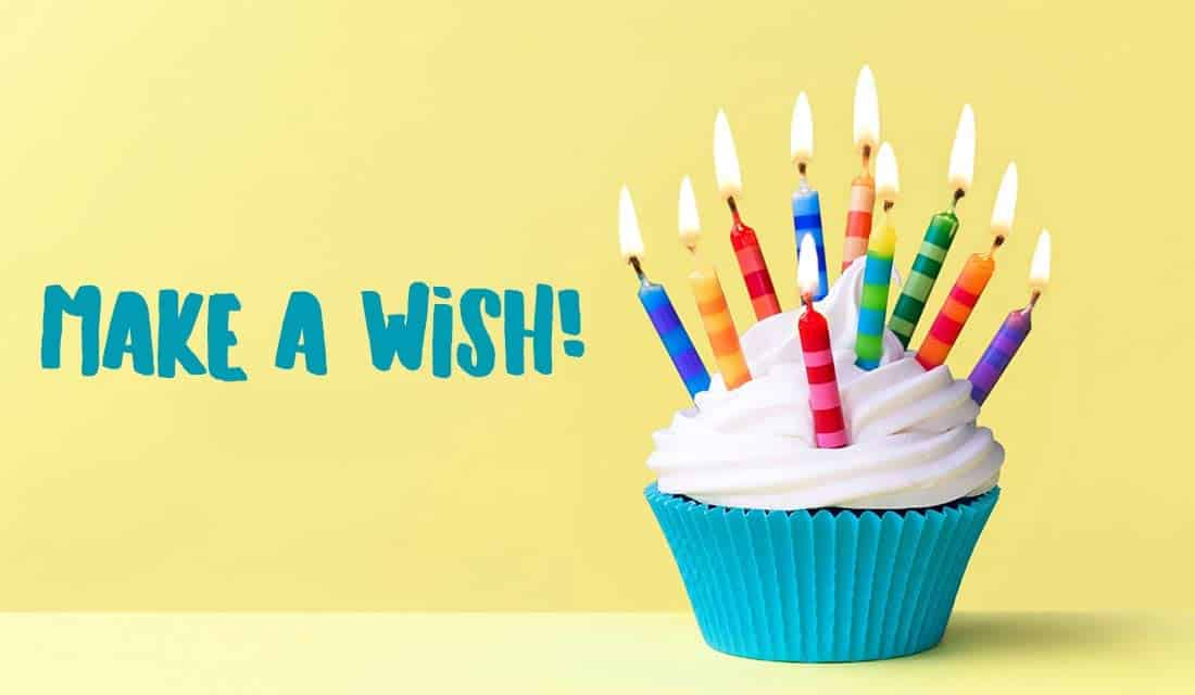 make a wish birthday quote ; happy-birthday-wish