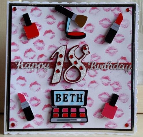 makeup birthday card ; 86aab3fa74c2d685f580a450721fee79--th-birthday-cards-make-up