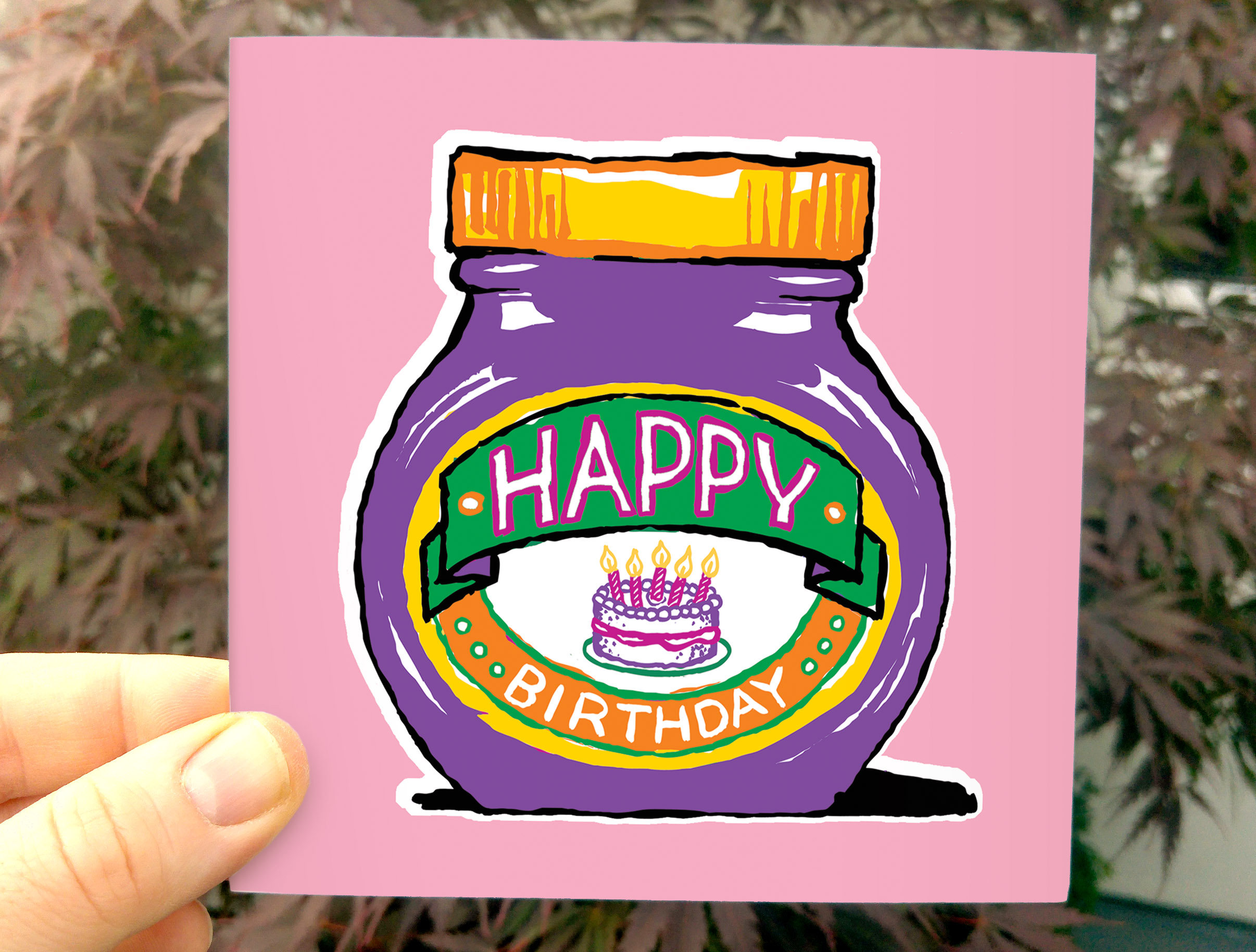 marmite birthday card ; il_fullxfull